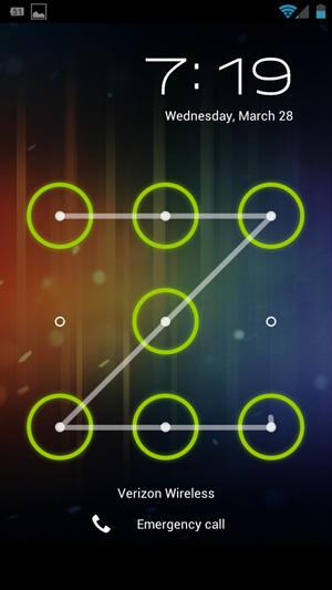Informatica Forense: Disattivare il blocco schermo Android