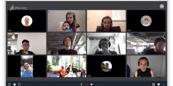 Jitsi Meet – Videoconferenze Open Source